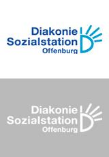 Diakonie Sozialstation Offenburg Logo Referenzkunde