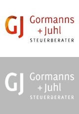 Gormanns + Juhl Steuerberatung Logo Referenzkunde
