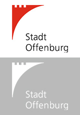 Stadt Offenburg Logo Referenzkunde