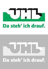 UHL Logo Referenzkunde