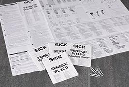 Betriebsanleitung Sick Vorschau