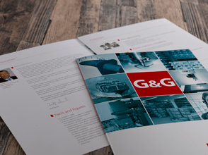 Imagebroschüre G&G Beschläge Vorschau