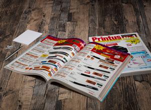 Katalog Printus Vorschau