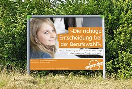 Plakat SchoolGoesBusiness Berufsförderungsverein Offenburg e.V. Vorschau