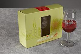 Verpackung Weinglas Stadt Oberkirch Vorschau