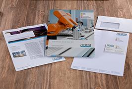 Corporate Design Fichter Maschinen GmbH Vorschau