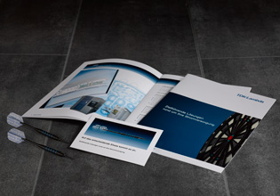 Imagebroschüre und Mailing TDK-Lambda Vorschau