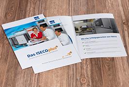 Imagebroschüre ISECO Vorschau