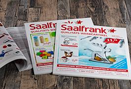 Katalog Saalfrank Werbeartikel Vorschau