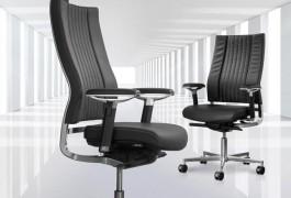 Leder-Bürostühle