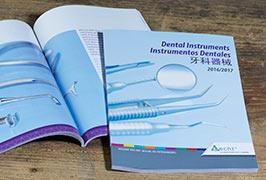 Becht Katalog Dental Instruments Vorschau