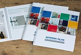 Interna-Glas Katalog Vorschau