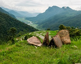 Grafikteam auf Abwegen Nepal Bild
