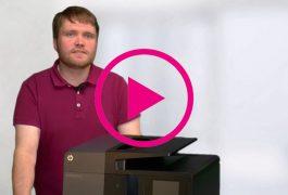 Vorschau Video Drucker