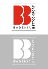 Badenia Bettcomfort Logo Referenzkunde