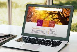 Pflege zu Hause Gand Internetauftritt