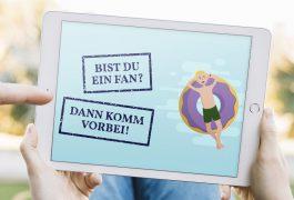 Freizeitbad Stegermatt Video WM