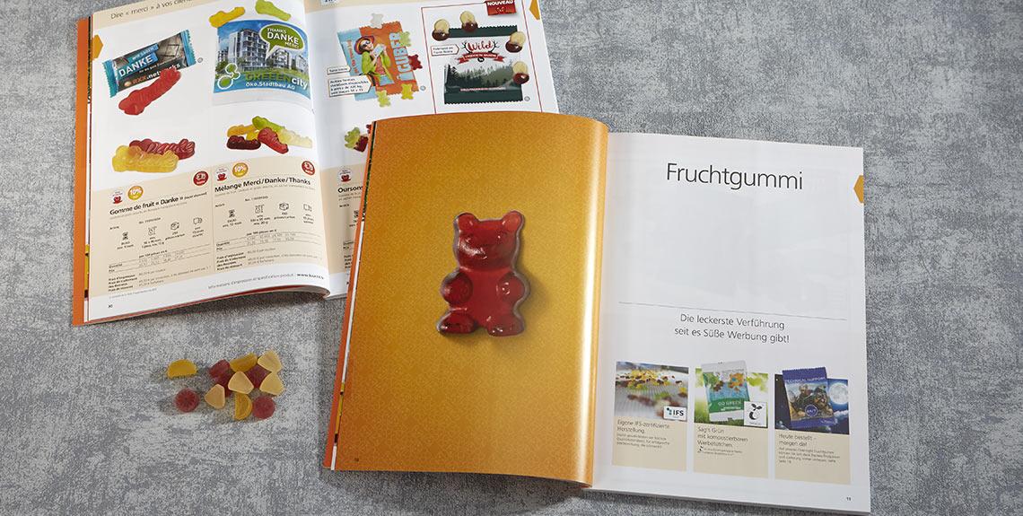 Kalfany Süße Werbung Katalog 2018
